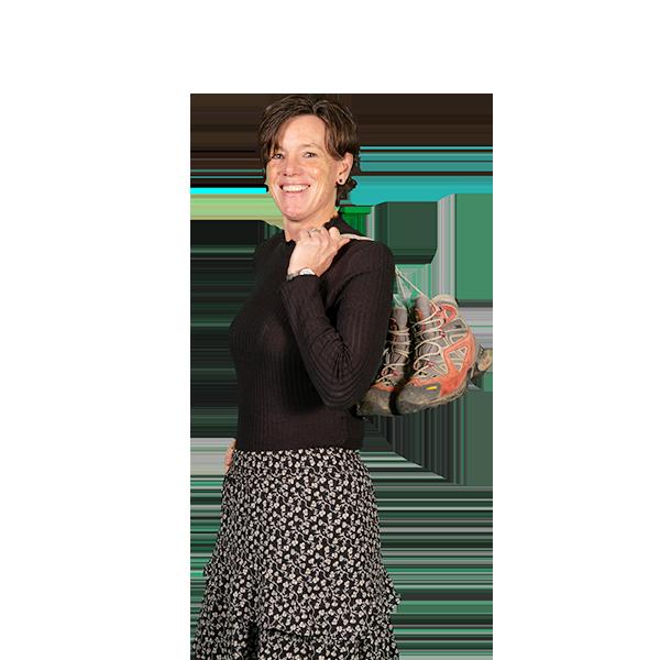 Linda Troost - den Dekker